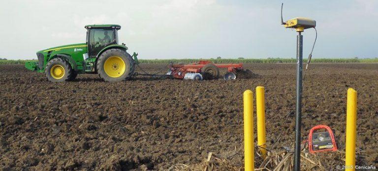 Caña de Azúcar: Agricultura de Precisión